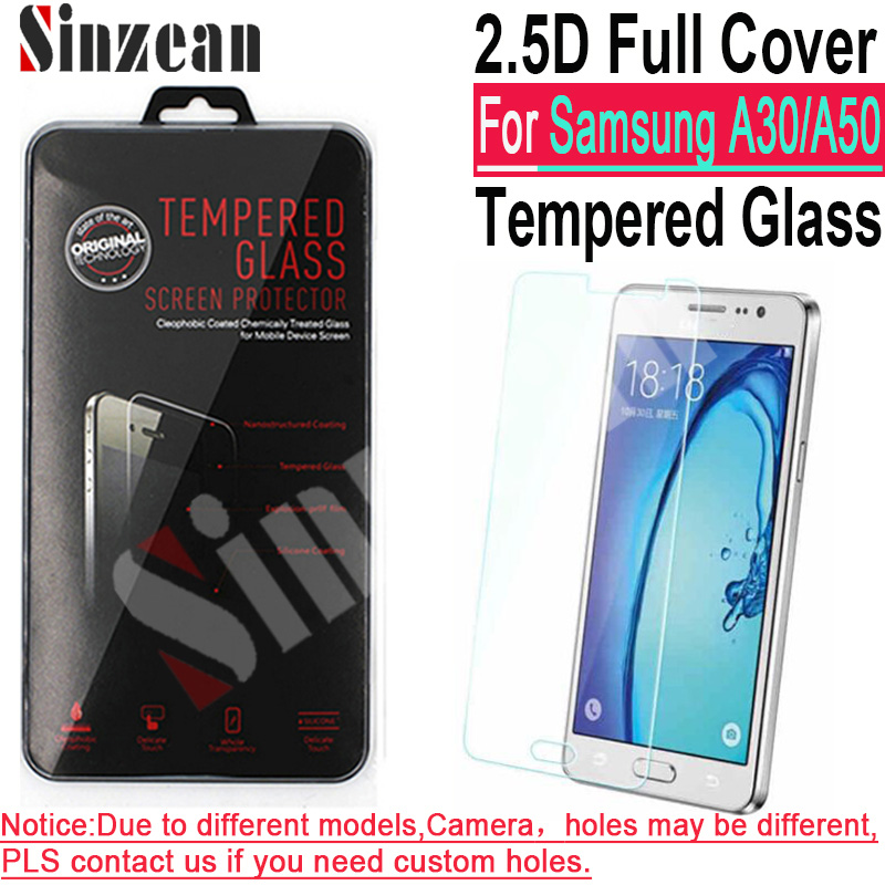 100pcs For samsung galaxy A30 A50 A10 A20e A40 A60 A70 A80 A90 front clear 0