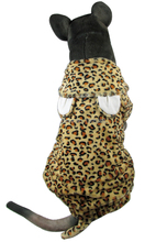 Leopard Style Four Legs Pet dogs Coat Free Shiping By CPAM Medium Large Dogs Clothing
