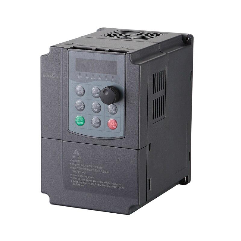 DMC600G général convertisseur de fréquence d'entrée 380 V 3 Phase sortie VFD Variateur de fréquence VFD entraînement à fréquence variable