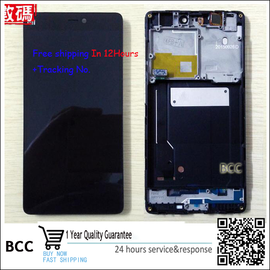 Best quality Original New Touch Screen+LCD display with frame For xiaomi 4c Mi4c  Replacement Parts Test ok,+tracking in stock!