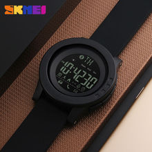 SKMEI Men Smart Watch Calorie Pedometer Multi-Functions Remote Camera 50M Waterproof Digital Men's SmartWatch Relogio Masculino