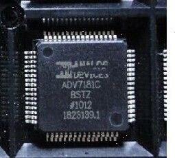 100% new original ADV7181CBSTZ ADV7181CBST ADV7181C ADV7181 64-LQFP