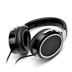 Image 3 - Takstar HF 580/HF580 Hi Fi Planarหูฟังขนาดใหญ่Planarไดอะแฟรมการบิดเบือนต่ำที่มีประสิทธิภาพLF Full MFโปร่งใสHF
