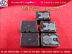 Image 1 - 5 pcs 무료 배송 CF2 12V acf231 100% 재고 있음 트윈 파워 자동차 릴레이