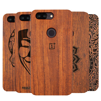 best sneakers 94379 d06d1 Oneplus 5t case one plus 5 cover plastic carved wood case coque boogic  original Oneplus 5 t Oneplus 3 3t case customized