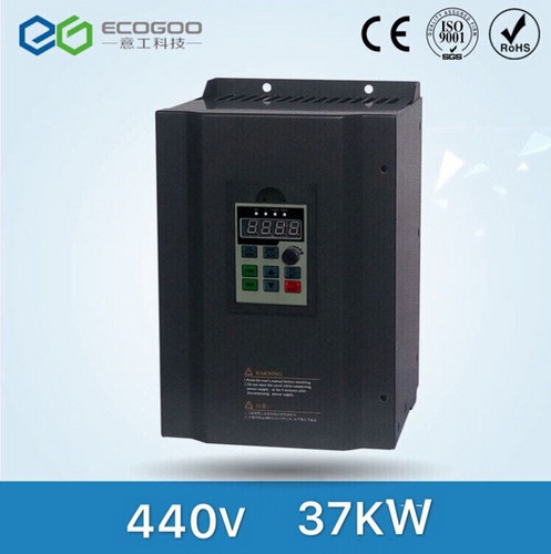 Free Shipping- Hot Sale 440V 37KW Frequency Inverter--V/F control 37KW Frequency inverter/ Vfd 37KW inverter / AC drive