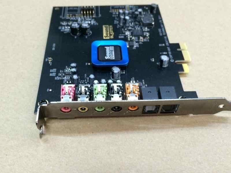 משמש, עבור יצירתי 5.1 סיבי Recon3D קול כרטיס SB1350 quad-core ultra (HIFI)