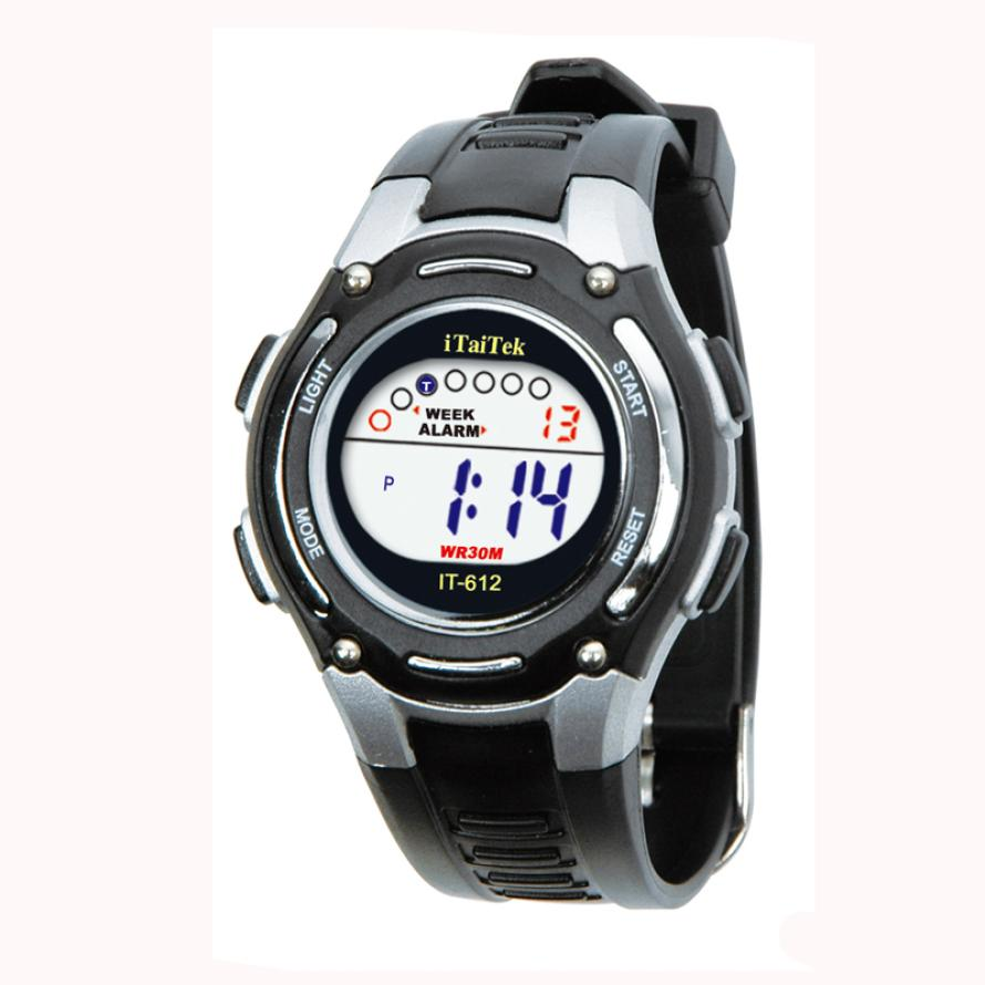 Bracelet Dress Sports Watches Digital Swimming Girls Waterproof Boys Children Fashion