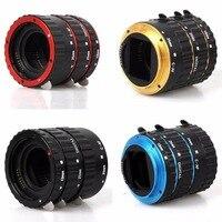 5 Color Tube Ring For Canon EOS 550D 1100D 1000D 5D3 650D 600D DSLR Camera AF