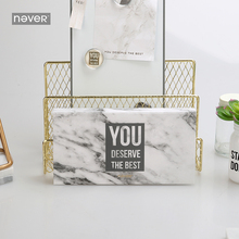Never Marble Series Simple Sticky Notes Memo Pads Set With Sticker Box Fashion Trend Office Supplies Stationery escolar