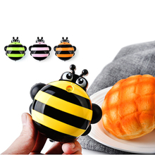 2018 New Kitchen Timers 1 Hours Plastic Round Cute Funny Animal Electronic Dial Timer Cooking Mechanical Kitchen Cooking Tools