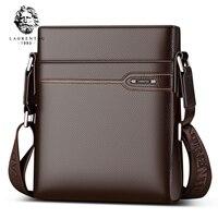 Laorentou 100 Cow Leather Mens Messenger Bag Casual Business Vintage Men S Bag Made Of Genuine