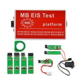 Бесплатная доставка для MB EIS W211 W164 W212 для MB EIS тестовая платформа для MB Auto Key программатор для Be-nz