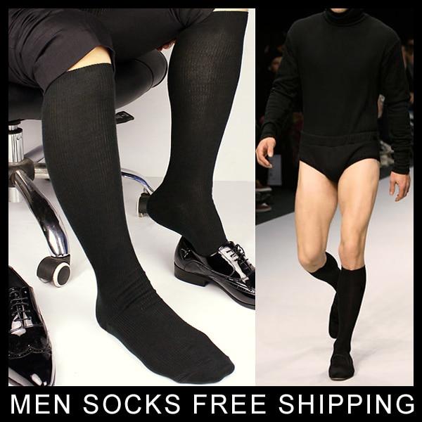 Pánské zimní tlusté ponožky vysoké podkolenky pánské ponožky pánské návykové Sox pro muže Vysoce kvalitní pánské ponožky BLACK
