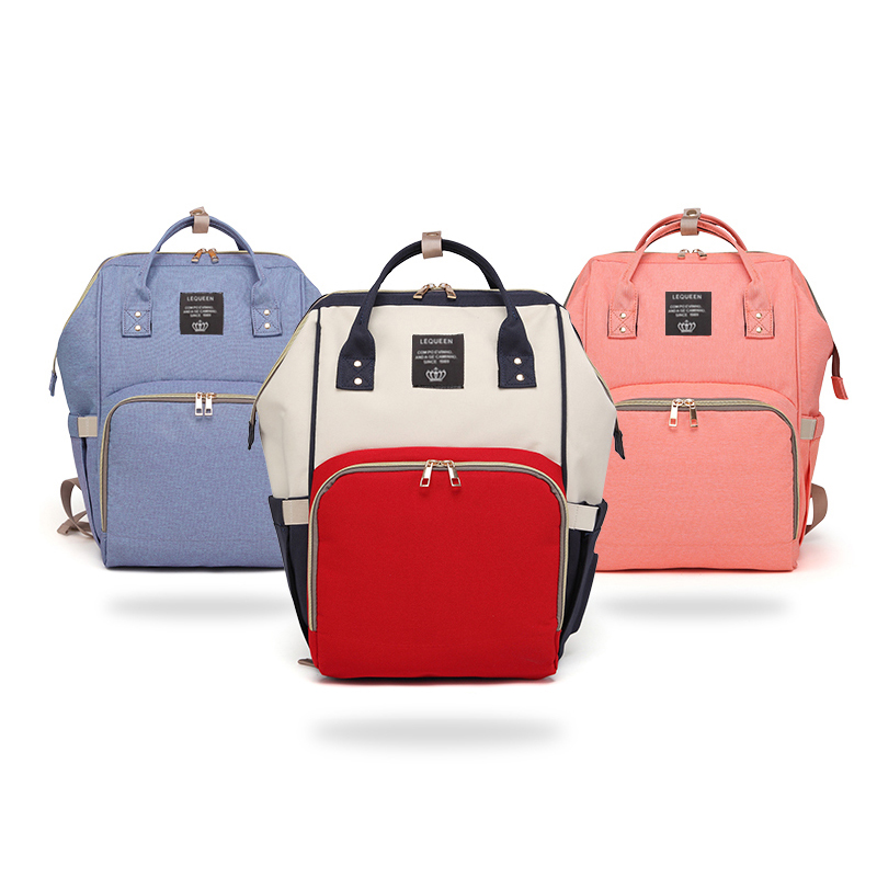 Mummy Maternity Nappy Bag Large Capacity Nappy Bag Unicorn  Travel Backpack Diaper Bag For Baby Care Women's Fashion Bag
