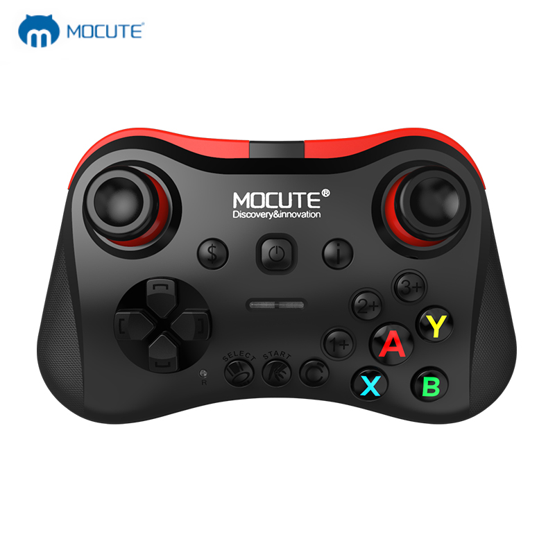 MOCUTE 056 Bluetooth геймпад, Android PC Джойстик Беспроводной игры пульт дистанционного ...