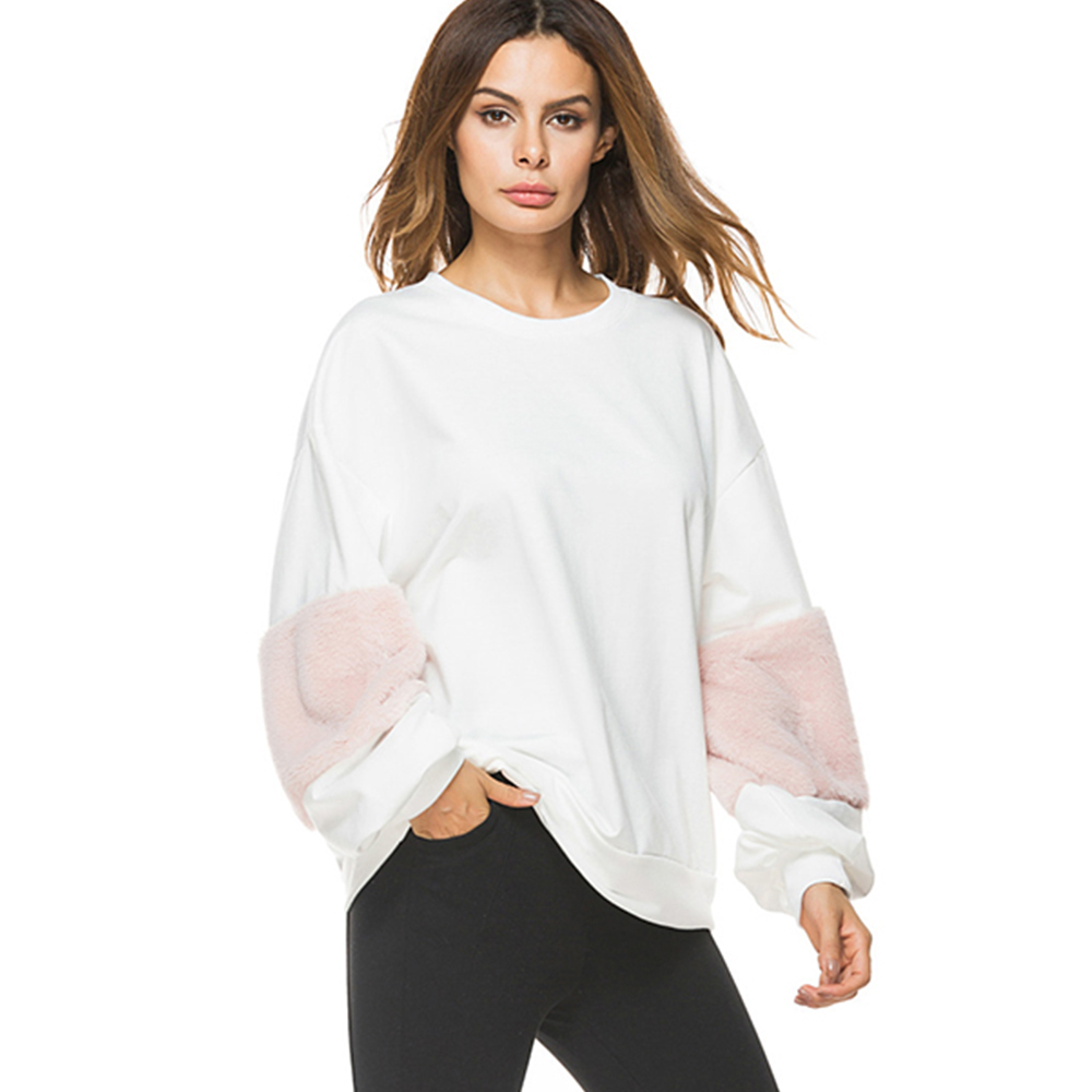 Compare Prices on White Fur Sweater- Online Shopping/Buy Low Price ...