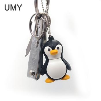 цена на flash usb pen drive penguin catroon pendrive 32gb 8gb 16gb 4gb 64gb memory stick really stick cute gift clef usb key two style