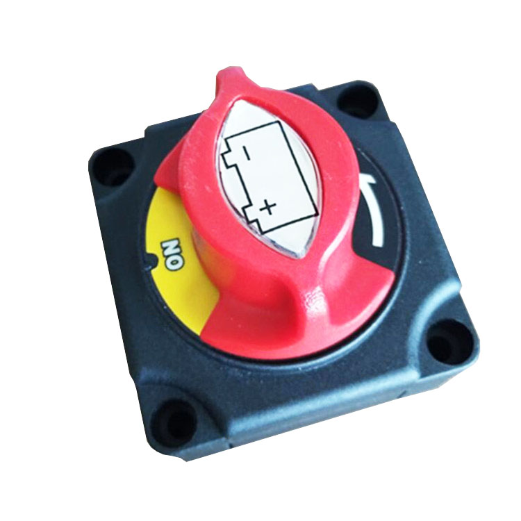 Jtron battery switch cut off kill switch 275Amps DC for Yacht RV modification A1201S battery disconnect switch 12v24v36v direct yacht ship the boat both battery switch battery selector switch touring car switch