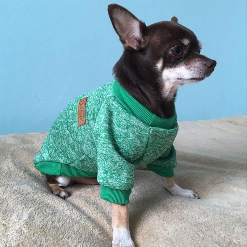 Clothing for Dog Sweater Warm...