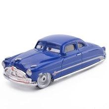 1:55 Disney Pixar Mobil Lightning McQueen Doc Hudson Paduan Mainan Mobil dengan Harga Murah Dijual Sebagai Anak-anak Natal Hadiah Ulang Tahun