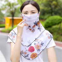10XFree Shipping Outdoor Windproof UV Protection Cycling Face Mask Climbing Hiking Cycling Skiing Fishing Mask Headwear Scarf