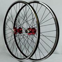 Novatec MTB bicycle 041/042 before 2 after 4 seal bearing hub disc/V brakes mountain bike wheel set 7 11 speed card fly