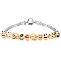 Cute Animal Emoji Bracelet
