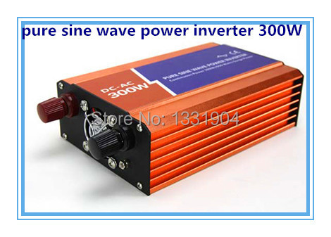 цена на Pure sine wave inverter 300W 110VAC 100VAC 220VAC 230VAC 12VDC 24VDC, CE ROHS, Solar Inverter, Power inverter, Car Inverter