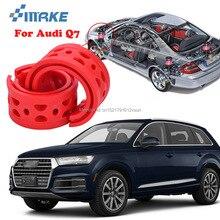 smRKE For Audi Q7 High-quality Front /Rear Car Auto Shock Absorber Spring Bumper Power Cushion Buffer недорого