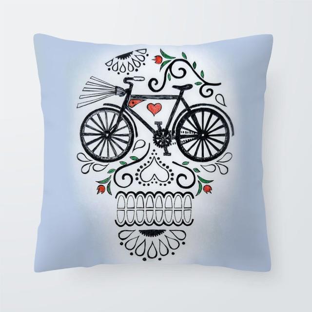 Skull Cushions 4