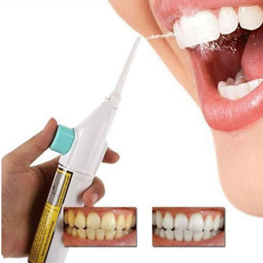 Tragbare Oral Irrigator Dental Floss Dental Wasser Flosser Jet Reinigung Zahn Reiniger Zähne Munddusche Gesundheit Werkzeuge RegelmäßIges TeegeträNk Verbessert Ihre Gesundheit