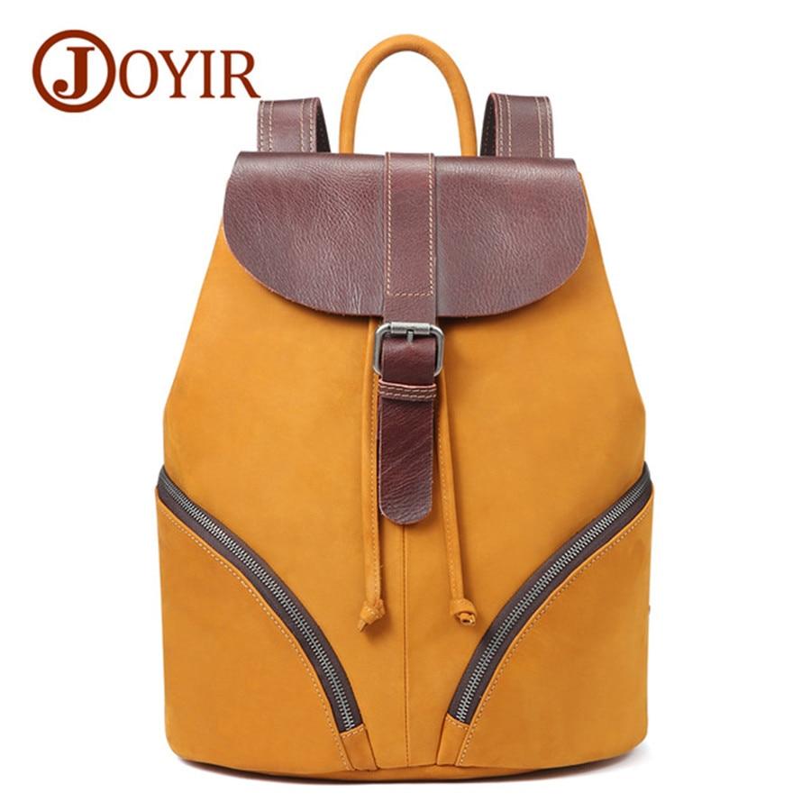 Luxury Backpack School Bags For Woman Girls Genuine Leather Bag Female Back Pack For School Fashion Solid Bolsa Feminina Mochila цены