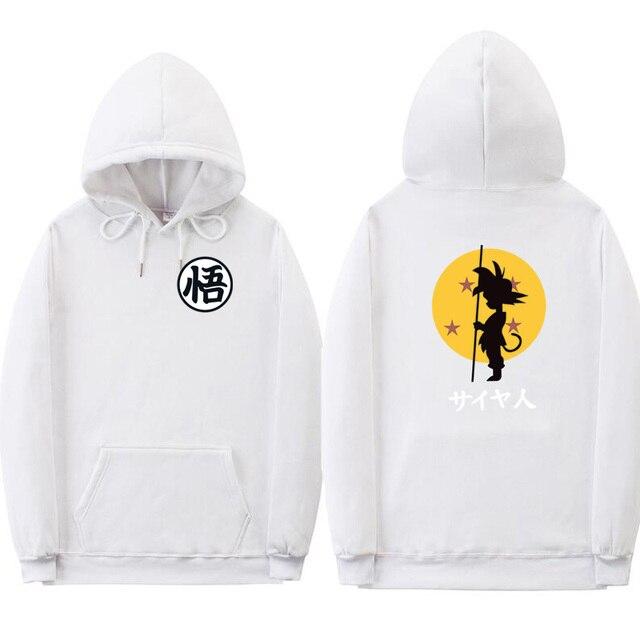 Dragon Ball Hoodie Sweatshirt Men 2