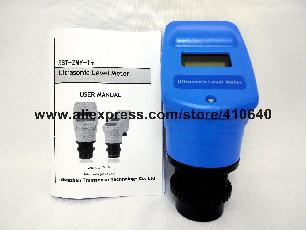 Ultradźwiękowy przyrząd do pomiaru poziomu Ultradźwiękowy - Przyrządy pomiarowe - Zdjęcie 6