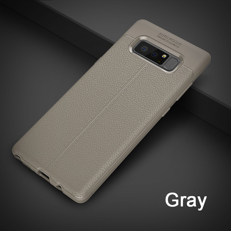Artisome Soft TPU Leather Case For Samsung Galaxy S8 S8 Plus S7 S7 Edge Note 8 J5 2016 A5 2017 Phone Cases Silicone Back Cover (17)