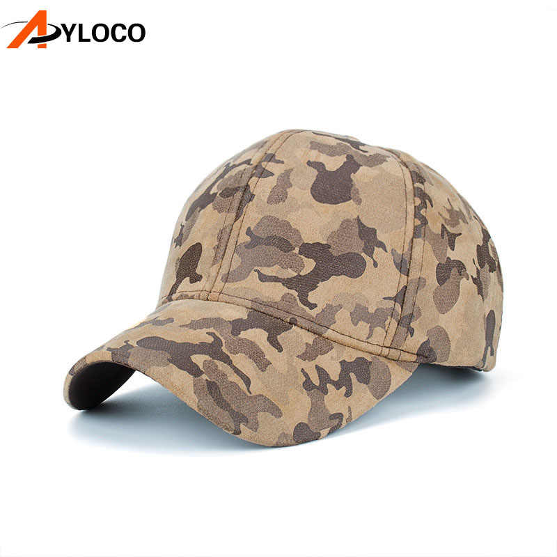Outdoor Camouflage Fishing Hat Hiking Caps Night Walking Cycling Hunting Hats Sport Baseball Caps