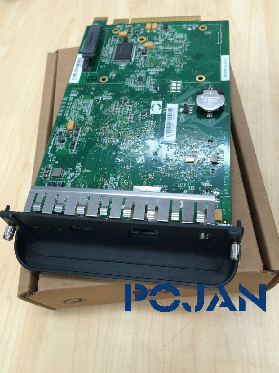 Панель форматирования CN727-67035 CN727-60115 для DESIGNJET T790 T795 T1300 T2300 T790PS T795PS T1300PS основной коврик для моделирования чернил части
