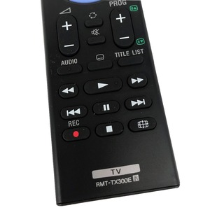 Image 2 - New Remote Control RMT TX300E For Sony TV Fernbedienung KDL 40WE663 KDL 40WE665 KDL 43WE754 KDL 43WE755 KDL 49WE660 KDL 49WE663