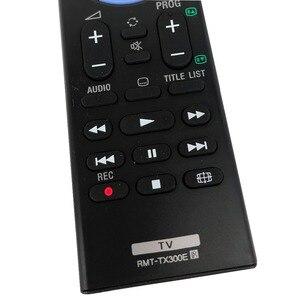 Image 2 - Nuovo Telecomando RMT TX300E Per Sony TV Fernbedienung KDL 40WE663 KDL 40WE665 KDL 43WE754 KDL 43WE755 KDL 49WE660 KDL 49WE663