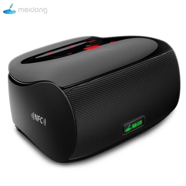 Meidong MD 5110 נייד Bluetooth רמקול נייד אלחוטי רמקול קול מערכת סטריאו מוסיקה סראונד מגע מיני רמקול