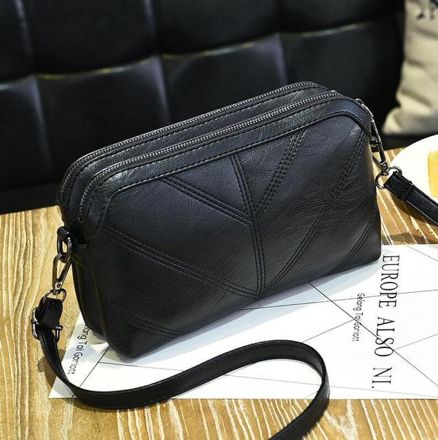 Women Handbag Messenger Bag...