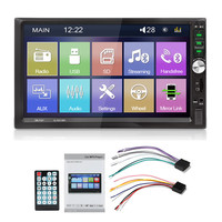 7inch Smart MP5 Player Support TF Card Radio Car MP5 Player Flexible Automotive Auto MP5 Player