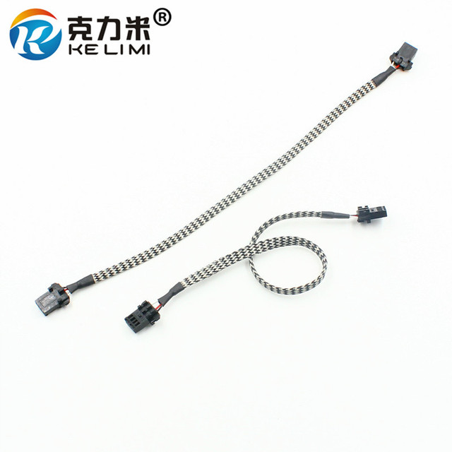 kelimi d1s d3s powers cables wires harness connector for audi vw etc hid  xenon lighting ballast