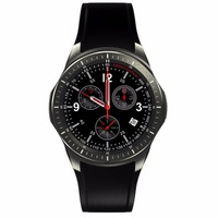 DOMINO DM368 Smart Watch Phone 512MB 8GB 1 39 Inch Display Capacitive Touch Screen Support GSM