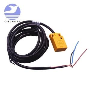 Image 1 - 10 PCS TL W5MC1 5mm Fio 3 Indutiva Detecção de Sensor de Proximidade Mudar NPN DC 6 36 V