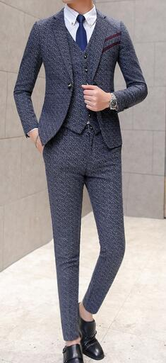 Grey Men Suits