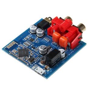Image 2 - Mini CSR64215 ستيريو تيار مستمر 5 فولت HIFI الصوت بلوتوث 4.2 استقبال دعم APTX مجلس في صندوق ل مكبر صوت للسيارة مكبر للصوت F5 005