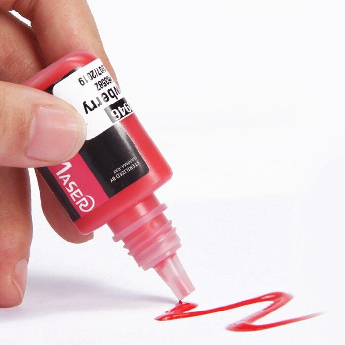 ᐅTatuaje tinta permanente para los labios 5 piezas venta superior ...