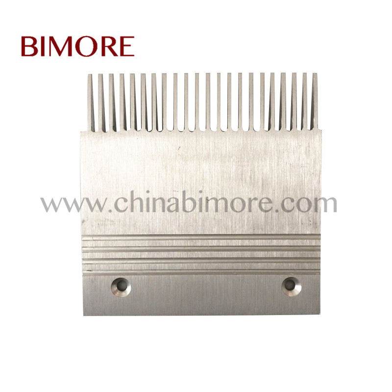 Escalator Comb Plate TR26020-L Left Length 203mm Width 207mm Install Size 145mm 22T for BIMOREExpressEscalator Comb Plate TR26020-L Left Length 203mm Width 207mm Install Size 145mm 22T for BIMOREExpress